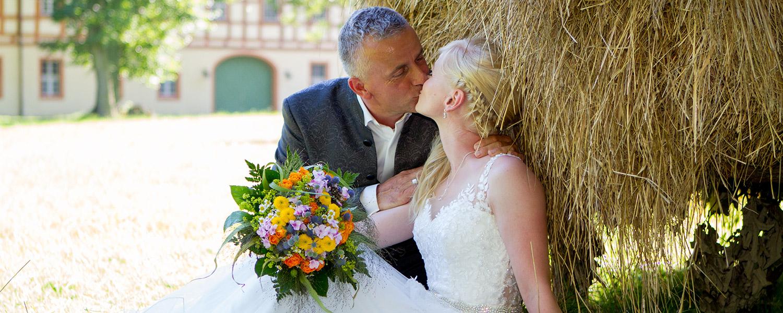 kreative und kunstvolle Hochzeitsfotografie