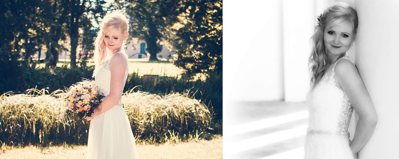 Hochzeitsfotograf Dessau collage