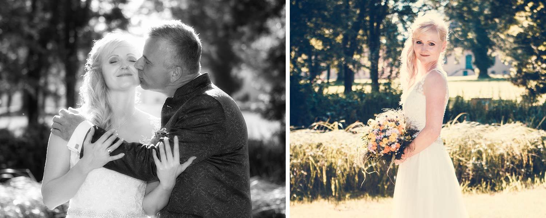 Hochzeitsfotograf Dessau kuss