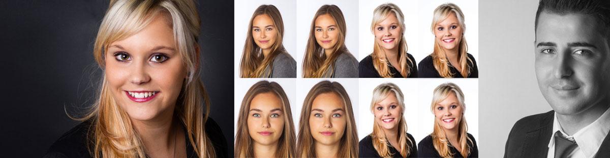 Bewerbungsfotos - Der erste Schritt zum neuen Erfolg
